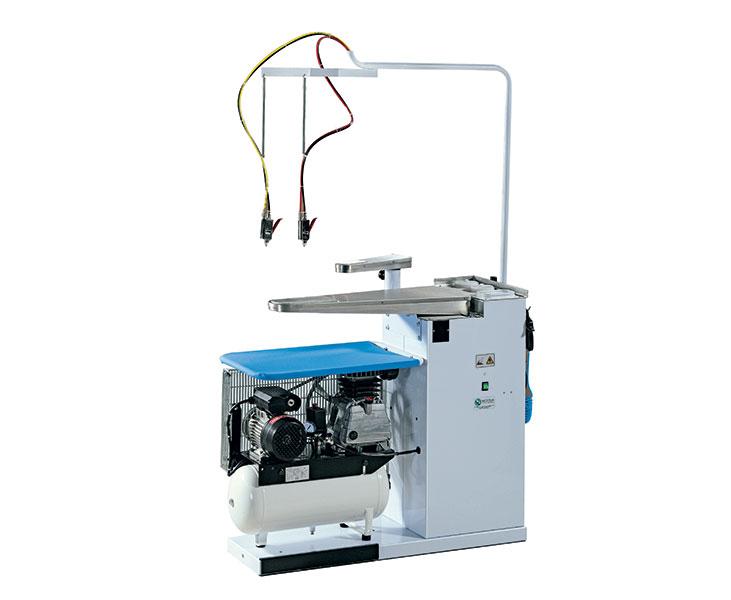 machines à repasser industrielles