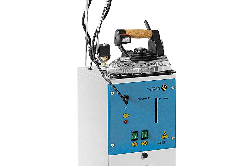 generatore di vapore con caldaia