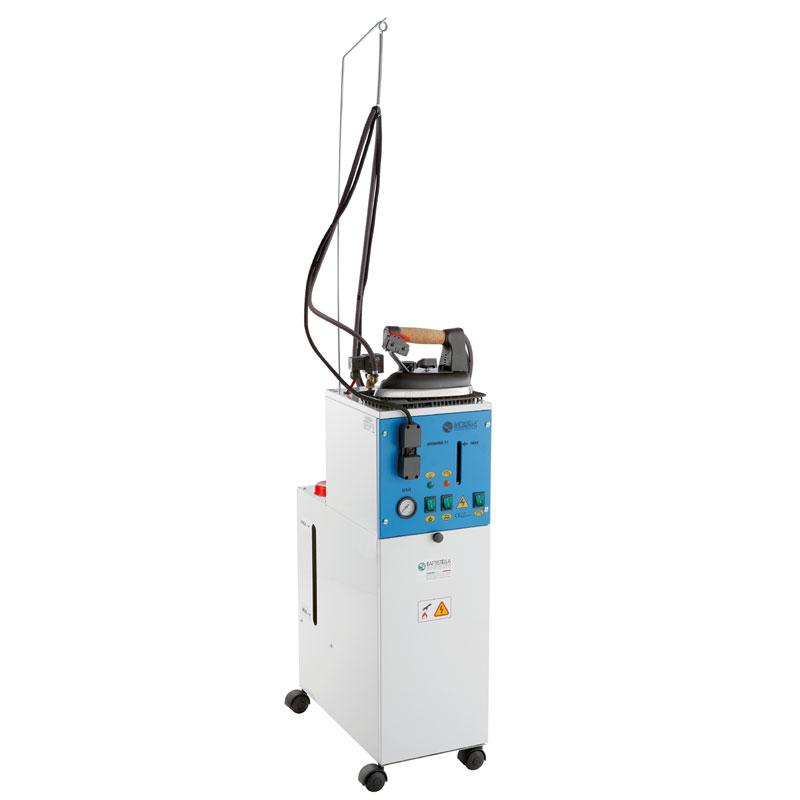 generatore di vapore semi-automatico