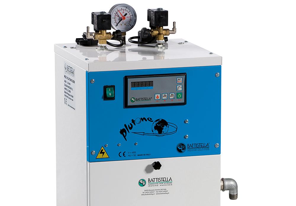 generatore di vapore industriale