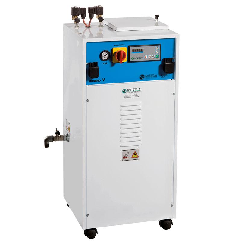 generadores de vapor industriales