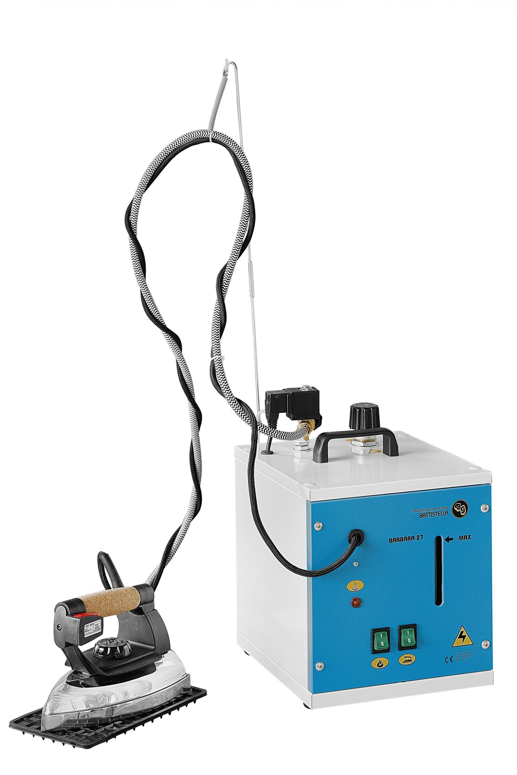 generatore di vapore da tavolo